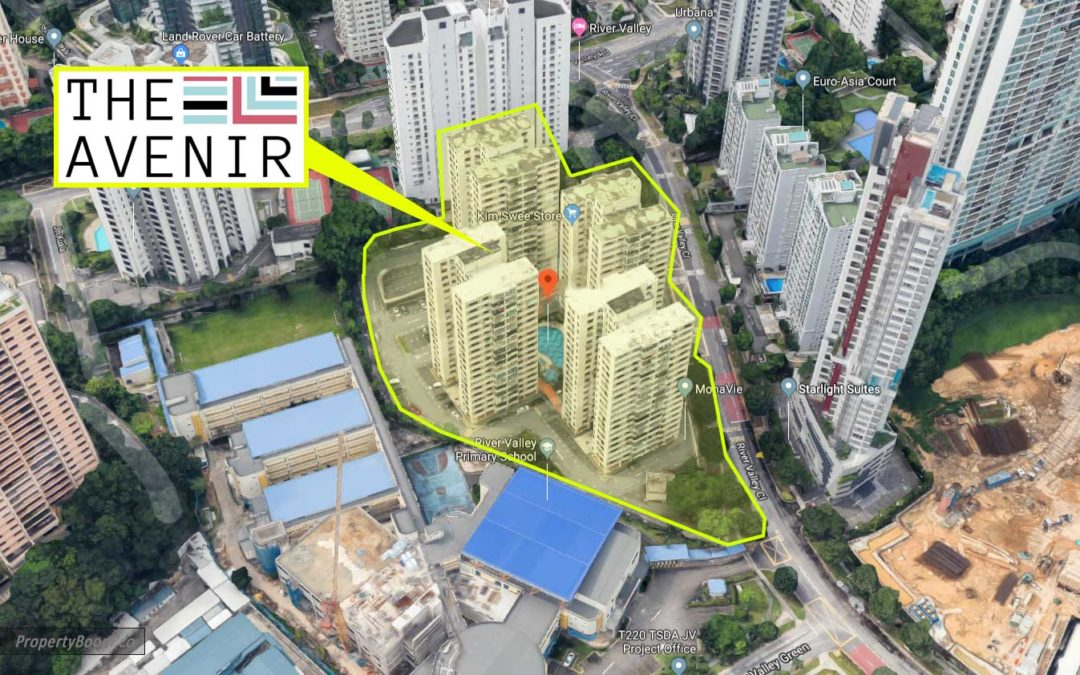 Former Pacific Mansion Enbloc Unveiled – The Avenir